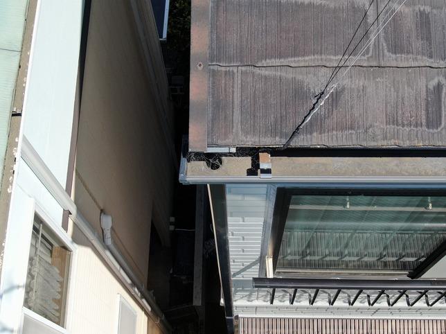屋根 雨樋